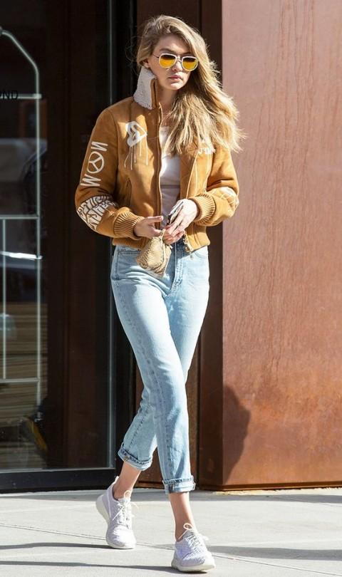 poze model Gigi Hadid 15
