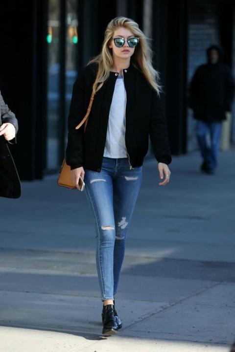 poze model Gigi Hadid 3