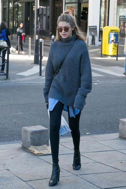 poze model Gigi Hadid 4