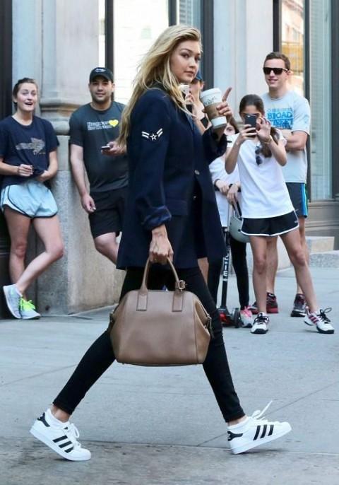 poze model Gigi Hadid 8