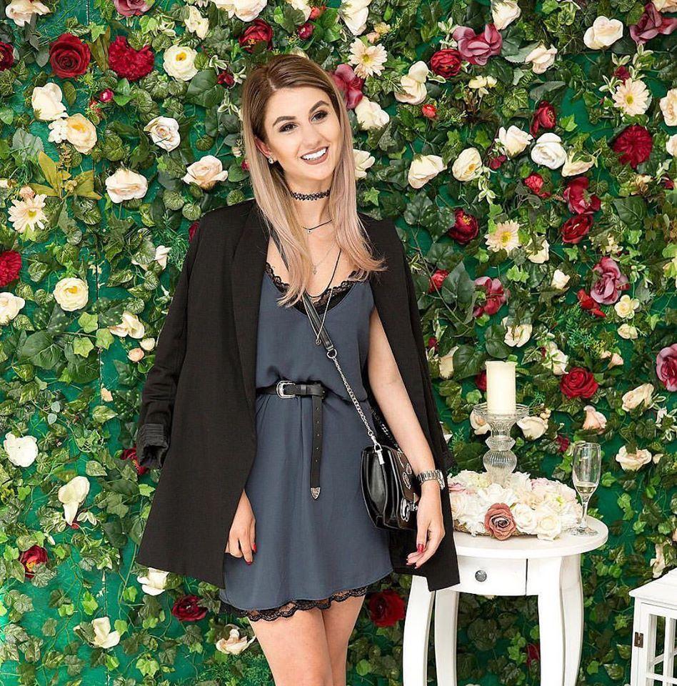 blogger de moda Iulia Andrei