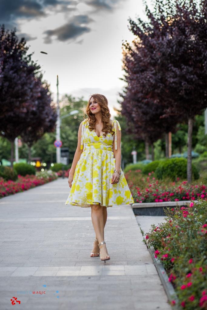 rochie Laura Galic blog de moda Iasi