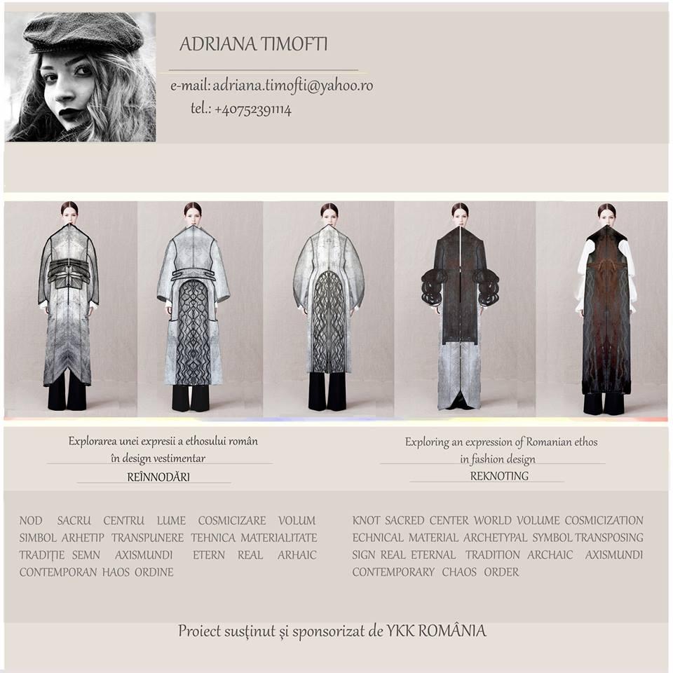Adriana-Timofti designer vestimentar